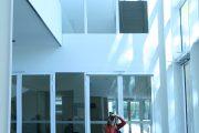 Das Foyer im Lenbachhaus in München