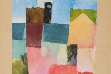 Paul Klee Mondaufgang St Germain