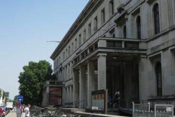 """The """"Führerbau"""": Hitler's office in Munich"""