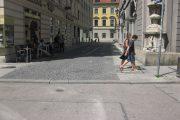 """Shirker's Alley"" or Viscadigasse in Munich"