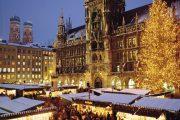 Der Weihnachtsmarkt am Marienplatz - München